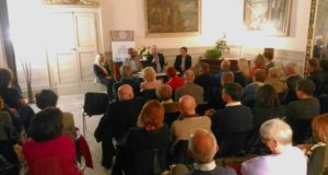 L'incontro a Palazzo Gentili, presente anche il sindaco Rosa Piermattei