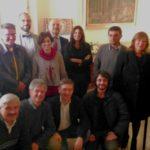 Amici e collaboratori con Francesco Rapaccioni e Roberto Zichittella