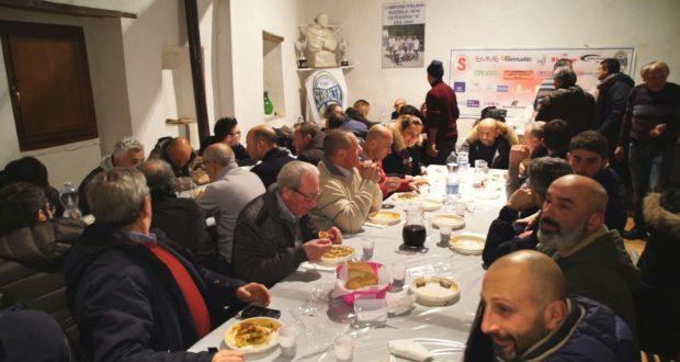 La cena a Serralta