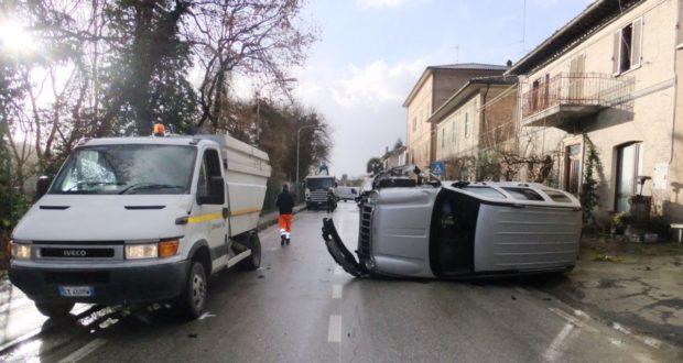 L'incidente a Cesolo