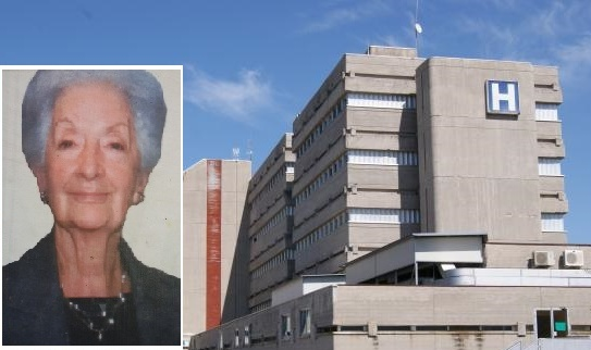 La dottoressa Maria Concetta Coppola, pediatra storica del nostro ospedale