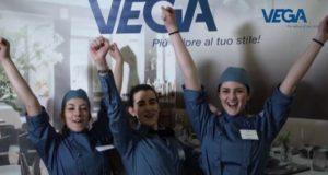Le protagoniste dell'exploit: al centro Alessandra Rocchi