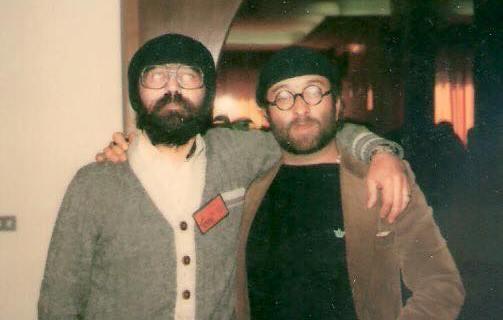 Romolo Forlai e Lucio Dalla