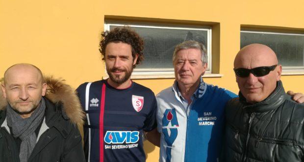 Da sinistra: Marco Crescenzi, Andrea Fattori, Anelido Appignanesi e Piero Pierigè