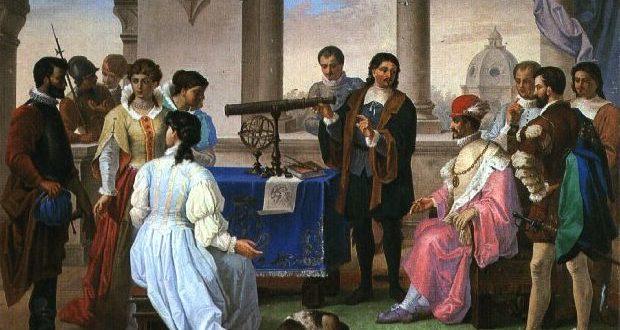 Eustachio Divini nell'opera di Mariano Piervittori in sala consiliare