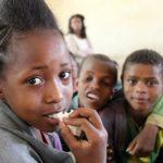 Bambini etiopi