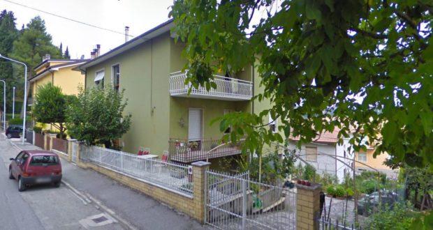 L'edificio in via Ariosto