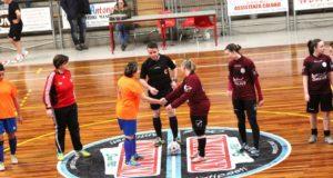 Calcio a cinque femminile (foto d'archivio)