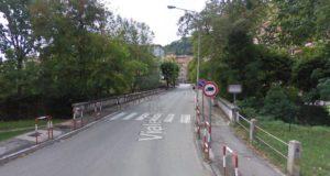 Il ponte di viale Collio