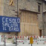 Sulla chiesa lesionata dal sisma