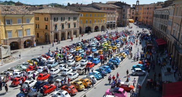 Il Septempeda meeting dedicato alle Fiat 500