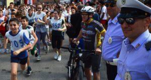 La corsa podistica (foto d'archivio)