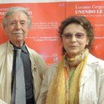 Luciano Gregoretti e Maria Teresa Copelli