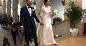 Daniele e Laura convolano a nozze