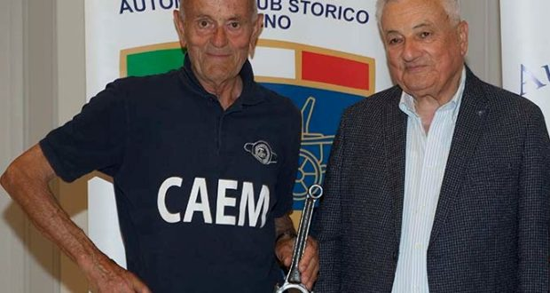 Paciaroni senza rivali al Trofeo Scarfiotti