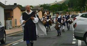 I tamburini al Villaggio Campagnano