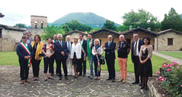 Il vertice con i rappresentanti della Repubblica di Bulgaria