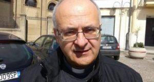 Il futuro vescovo don Francesco Massara