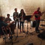 Andrea's band al Castello