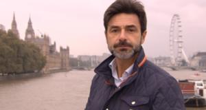 Il giornalista e scrittore Stefano Tura