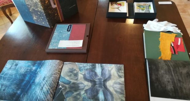 Libri d'artista a Palazzo Claudi di Serrapetrona