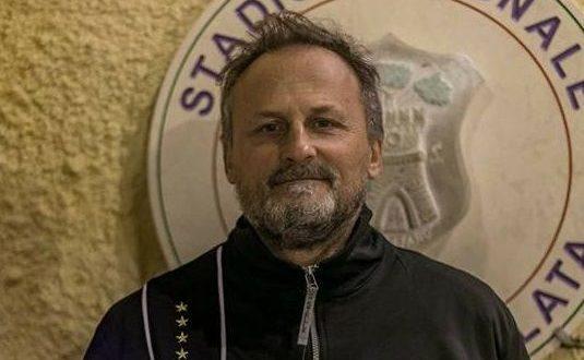 Il nuovo allenatore della Juniores, Lauro Ricci