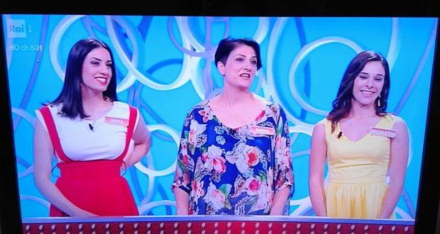 Da sinistra: Imma, Anna e Nicoletta