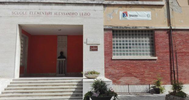 """Il """"Luzio"""" che ospita l'Itis"""