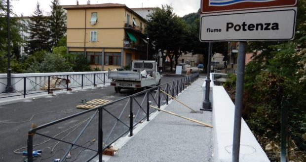 Il ponte di via Collio