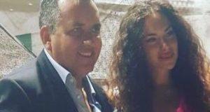 Marco Moscatelli e Carlotta Maggiorana alla finale di Pieve Torina