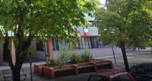 La sede dell'Unione montana