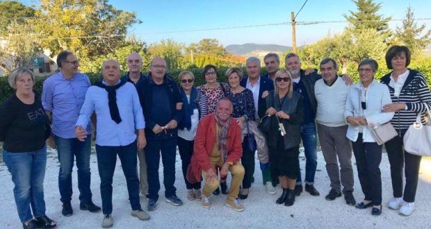 Ragionieri insieme dopo 45 anni dal diploma