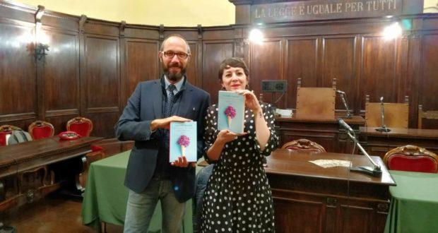 Lucrezia Sarnari assieme a Francesco Rapaccioni