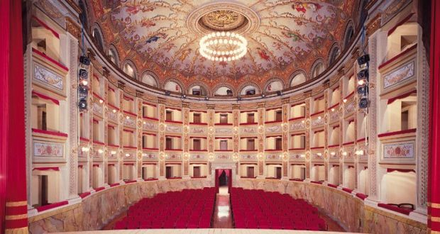 Il teatro Vaccai