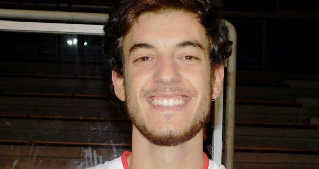 Il capitano Andrea Cruciani