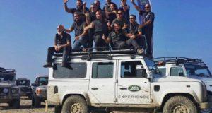 Gli organizzatori del tour