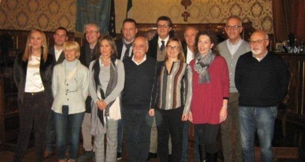 Il nuovo Consiglio provinciale con il presidente Pettinari