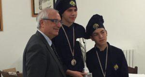 Giacomo Simonetti ed Elia Burrocchi
