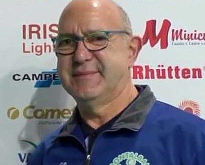 Il nuovo coach Marzi
