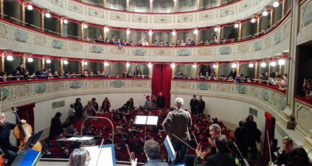 Il concerto al Feronia