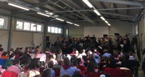 """Concerto della """"Form"""" a Caldarola (foto d'archivio)"""