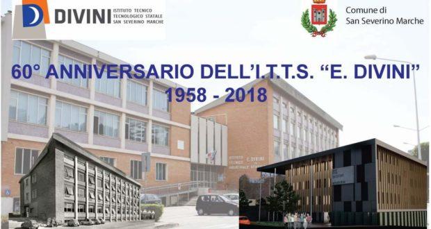 La locandina per i 60 anni dell'Istituto
