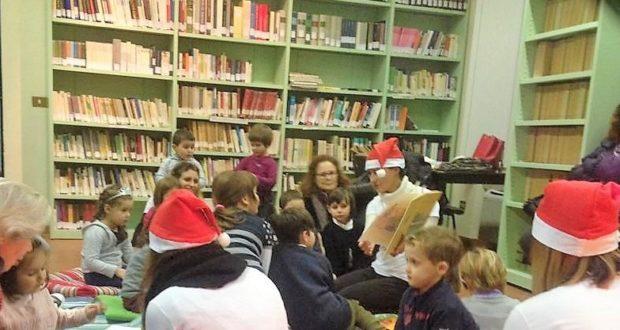 L'incontro in biblioteca