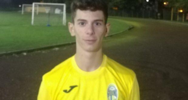 Pelagalli, giocatore del Serralta