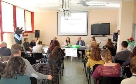 Casa di riposo di Gagliole: la presentazione del progetto