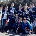 L'Under 13 vittoriosa a Perugia