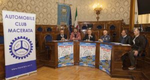 La presentazione della gara in Provincia
