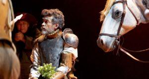 Don Chisciotte al Feronia