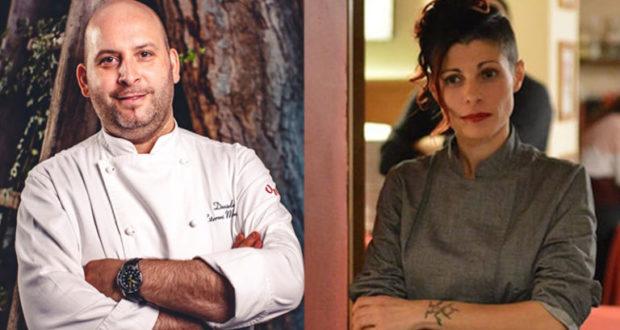 Daniele Citeroni e Michela Domizi