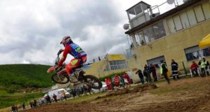 "Motocross al ""San Pacifico"""